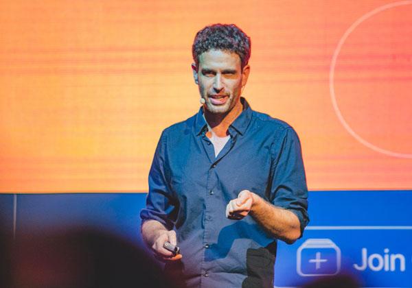 """גיא מייבום, סמנכ""""ל לקוחות, סטארט-אפים וטכנולוגיות בפייסבוק ישראל. צילום: יח""""צ"""