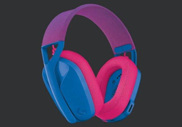 גאדג'Time: אוזניות משחק מעוצבות – Logitech G435