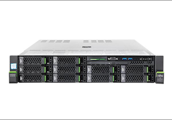 "M5 FUJITSU Server PRIMERGY. צילום: יח""צ"