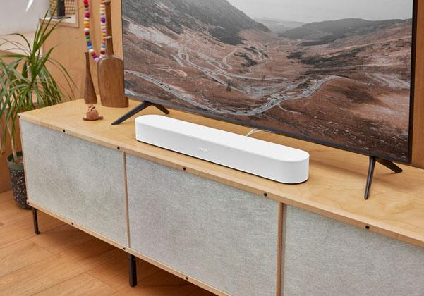 גאדג'Time: מקרן קול Sonos Beam Gen 2 – תומך ב-Dolby Atmos