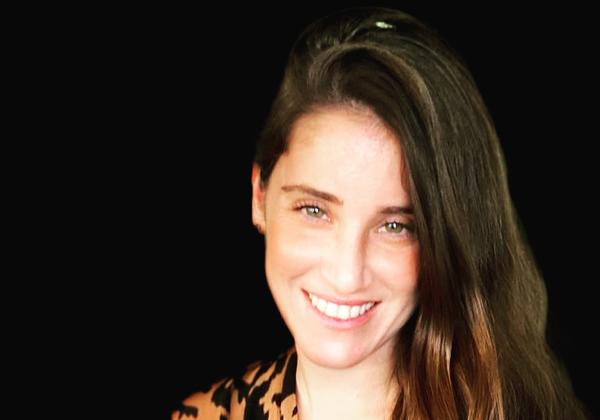 נועה פרנקו-אוחנה, מנהלת החדשנות של סיגייט בישראל. צילום עצמי