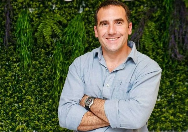 """אלעד שמיר, מנכ""""ל ומייסד KIC - מרכז חדשנות כנרת. צילום: Visual Storyteller"""