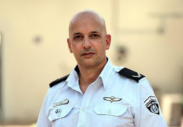 """תת גונדר יקי זנו, ראש חטיבת הטכנולוגיה של שירות בתי הסוהר. צילום: דוברות שב""""ס"""