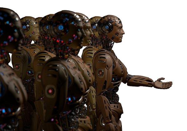 לגייס אותה לצבא ולמנגנוני הביטחון. בינה מלאכותית. צילום אילוסטרציה: BigStock