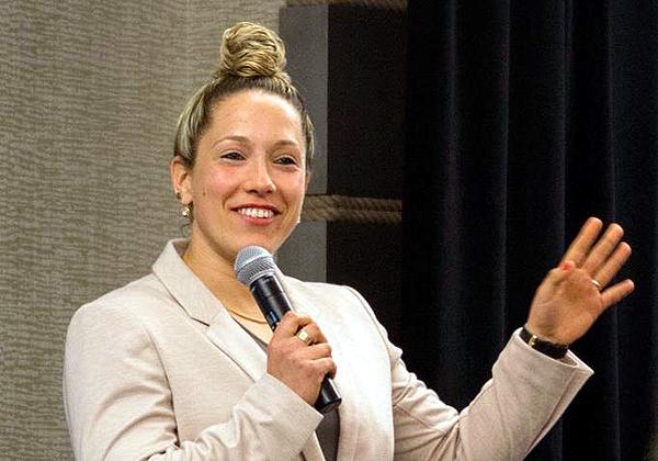 """הילה רוט, מנהלת הקהילות הגלובלית ב-Waze. צילום: יח""""צ"""