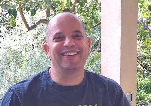 """אורי רבין, מנהל פיתוח של קבוצת הפלטפרום באימפרבה. צילום: יח""""צ"""