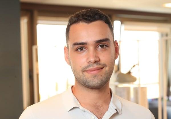 """יואב צלניק, סמנכ""""ל המו""""פ של נים. צילום: ליאורה סייג"""