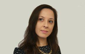 יאנה צנקר, מפתחת Full stack במרכז הפיתוח של אינטואיטיב.