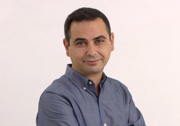 """ליאב נחמני, ארכיטקט פתרונות ב-HPE ישראל. צילום: יח""""צ"""