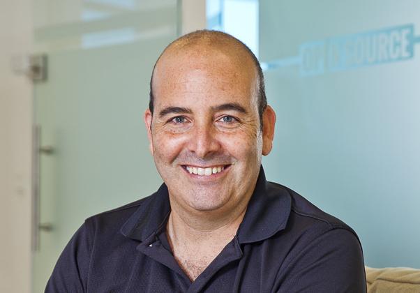 ליאור קסוס, מנהל הטכנולוגיות ב-Linnovate. צילום: לין קולברג