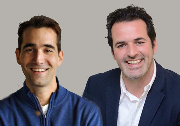 """מימין: רועי ציילר, סמנכ""""ל הכספים, וטוני סמול, מנהל עסקי בכיר - וויליוט. צילום: יח""""ץ"""