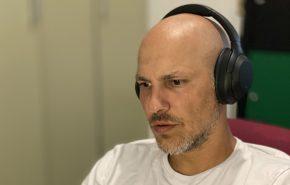 נדב טל ישראל, שותף מייסד ומנהל טכנולוגי בסטארט-אפ אדג'יפיי. צילום פרטי