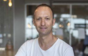 רפי דסקלו, מנהל הפיתוח באתר יוקנעם של יוטפו.