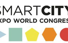 לוגו כנס ותערוכת Smart City Expo בברצלונה