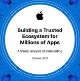 אפל מתריעה: סכנות סייבר בהתקנת יישומים מחנויות שאינן ה-App Store
