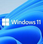 היא כאן: מיקרוסופט השיקה את Windows 11