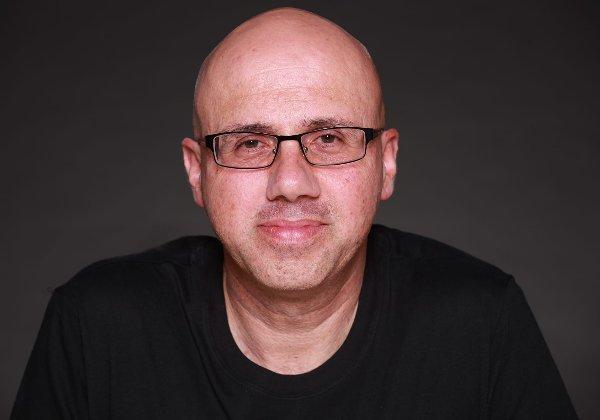 """אל""""מ במיל אלכס מלייב, מנכ""""ל תפן תשתיות וטכנולוגיות. צילום: יח""""צ"""