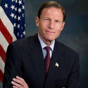 הסנאטור הדמוקרטי ריצ'רד בלומנטל. צילום: וויקיפדיה