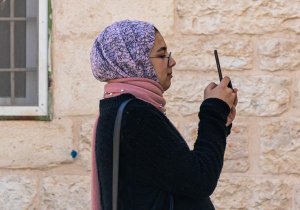 פרויקט שדרוג תשתיות תקשורת ברשות הפלסטינית. צילום אילוסטרציה: BigStock