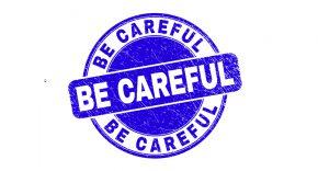זהירות!