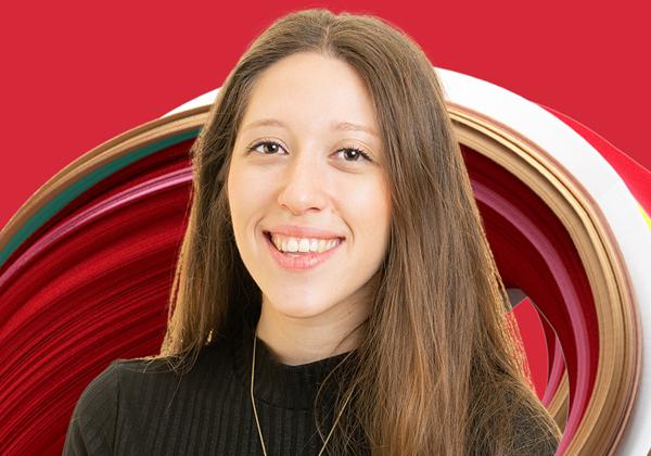 מאיה פינקלשטיין, מנהלת שיווק בגלואט. צילום: מעיין שוורץ